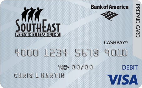 Image of pay card